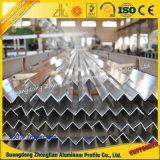Perfil de extrusão de alumínio personalizado do fabricante para perfil Fram