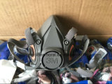 Máscaras de respiração da segurança--máscara protetora 6300 de 3m meia
