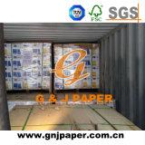 도매를 위한 순백 Cie153 70GSM/80GSM A4 종이