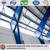 Châssis métallique préfabriqué Sinoacme Structure en acier hangar avion