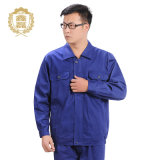 Tuta blu del Workwear dell'OEM, uniformi del lavaggio di automobile di Welder& in autunno