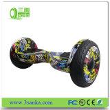 Self Balance Scooter 10 polegadas Modelo Graffiti Oz Hoverboard