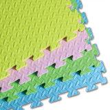 Étage meilleur marché de couvre-tapis de judo de Taekwondo pour le couvre-tapis antidérapage de jeu de gosses de puzzle de densité