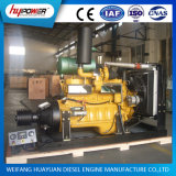 Weifang 6 실린더 물에 의하여 냉각되는 1800rpm R6105 터보로 충전된 엔진