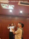 HD 루멘과 100 인치 스크린 크기를 가진 2017년 투상 이동 전화