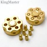 Spinners van de Hand van het Metaal van het Ontwerp van de Houder van de kogel de Gouden