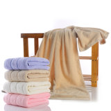 Bath 100% de coton/plage/essuie-main de face promotionnels