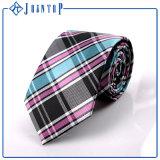 Gravata de tecido estofada de design de moda Hundrend