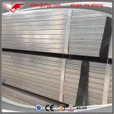 35X35mm galvanisiertes Gewächshaus-Quadrat-Stahl-Gefäß