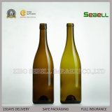 Botella de vino al por mayor vendedora caliente de Burdeos 2017 750ml (NA-048)