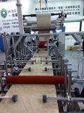 Carpintería decorativa del vector o de los muebles de oficinas que lamina la máquina caliente del pegamento