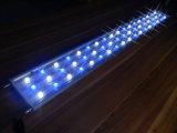 luz do aquário do brilho 36*3W elevado para o recife coral