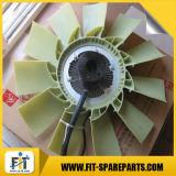 Assemblée de ventilateur d'embrayage de ventilateur d'huile de silicone de l'embrayage 1308zd2a-001/Zd2a de ventilateur de pétrole de silicium de camion de Dongfeng Renault Dci11