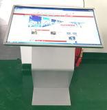 LCDのパネルかタッチスクリーンのタッチ画面のキオスクのビデオプレーヤーを立てる43インチの床