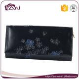 Бумажник женщин конструкции способа Fani для портмона муфты кожи типа лета длиннего для повелительницы