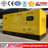 100 квт Silent дизельного двигателя на электрической энергии при работающем двигателе генератор с САР