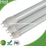 2017 lumière d'intérieur Integrated de tube des lampes 0.6m T8 DEL de la lumière 9W de tube de la lumière T8 DEL de tube de Fa8 R17D G13 0.6m0.9m 1.2m 1.5m 1.8m 2.4m DEL