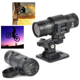 1080P HD Outdoor Sports Camera DV Mini Waterproof Action Casque de vélo Caméscope vidéo DVR