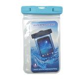 Het goedkope Transparante Strand die van de Fabriek Waterdichte Zak voor Mobiele Telefoon zwemmen