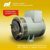6kVA-1250kVA генератор ISO9001 альтернатора AC Synchlonous 3 участков безщеточный