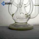Löschen aufbereiten Glaswasser-Rohr-Pfeife (DURCH 009)