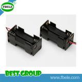 batteria impermeabile della cassetta portabatterie della cassetta portabatterie dello Li-ione aa