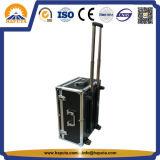 주문 거품 (HT-3029)를 가진 까만 직업적인 공구 트롤리 상자 저장 상자