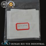 Carcaça cerâmica da alumina de 95% com resistência de alta temperatura para isolar