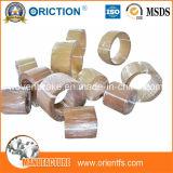 Guarnición de freno tejida alta calidad del enchufe de fábrica Rolls