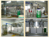 Het duidelijke Geconcentreerde Appelsap Brix 75 de Gehele Machines van de Verwerking van de Lijn, heet u voor het Inspecteren van Fabriek welkom