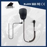 De lichtgewicht Verre Microfoon van de Spreker voor Bidirectionele Radio's