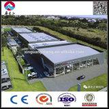 Salón de muestras económico y espléndido de la estructura de acero