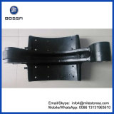 2015 New Design Auto Parts Chaussure de frein pour camion lourd Hino, Volvo, Man, Scania, Actros, Daf, Ect
