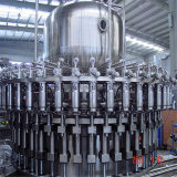 Завершите производственную линию фруктового сока заполняя/завод горячего напитка разливая по бутылкам