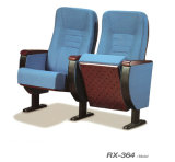 Uso cómodo de la silla del auditorio en la sala de reunión (RX-364)