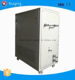 Refrigerador industrial usado da baixa temperatura, refrigerador de água da unidade refrigerando