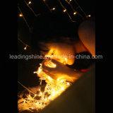 8m декора сада Xmas венчания партии Fairy света шнура солнечной силы 60 СИД свет украшения Diwali водоустойчивого медного напольного дешевый