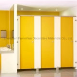 12mm HPL Furniture Disabled Custom WC Cubicle Partition