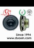 4ohm 3W 40mm de haut-parleur Bluetooth Cône en caoutchouc de l'Orateur basse fréquence