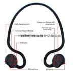Receptor de cabeza vendedor superior de Bluetooth de la tirilla de la camisa para Smartphones Hv600