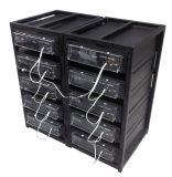 Pack batterie solaire 48V de mémoire de lithium rechargeable