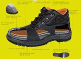 Ботинки безопасности выбитой кожи S3 с Ce Ufb006
