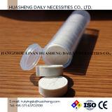 Biodegradable салфетка таблетки/миниая ткань 8/10 PCS монетки в одной пробке
