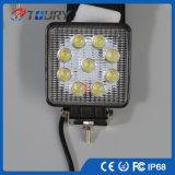 27W indicatore luminoso di nebbia di alto potere LED, indicatore luminoso all'ingrosso della costruzione del LED