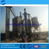 Poudre de gypse - 80000 tonnes de rendement annuel - fabrication de poudre