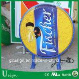 Publicidad al aire libre Material acrílico LED Cerveza Light Box