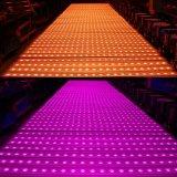 RGBW Waterproof a luz da lavagem da parede do diodo emissor de luz 24*10W