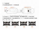 Appareils-photo oraux dentaires sans fil économiques d'endoscope de WiFi