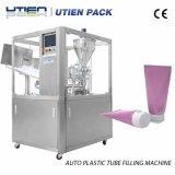 Tube en plastique à ultrasons automatique de la crème d'emballage/machine de remplissage d'emballage et l'étanchéité