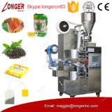 La macchina per l'imballaggio delle merci completamente automatica della bustina di tè con Ce ha approvato